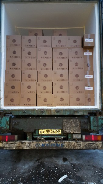 утепленный контейнер на экспорт insulated container