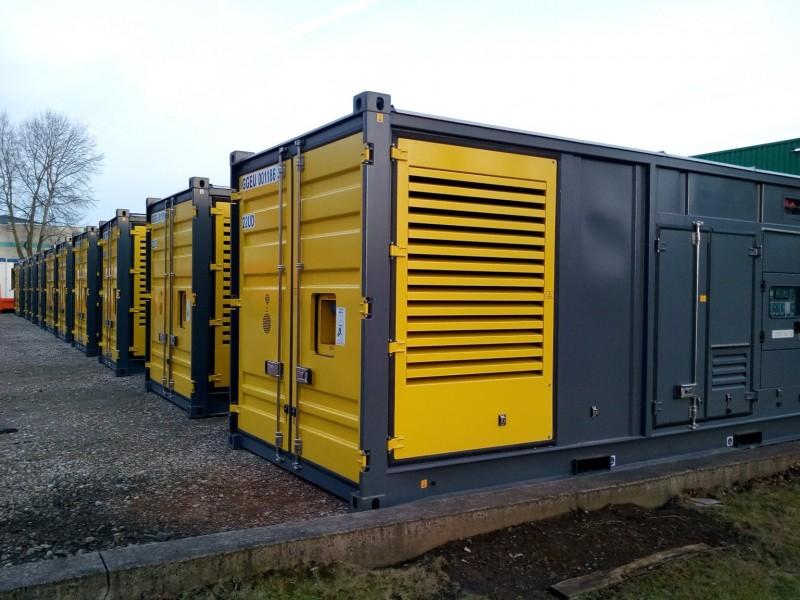 контейнеры- энергогенераторы- импорт в РФ