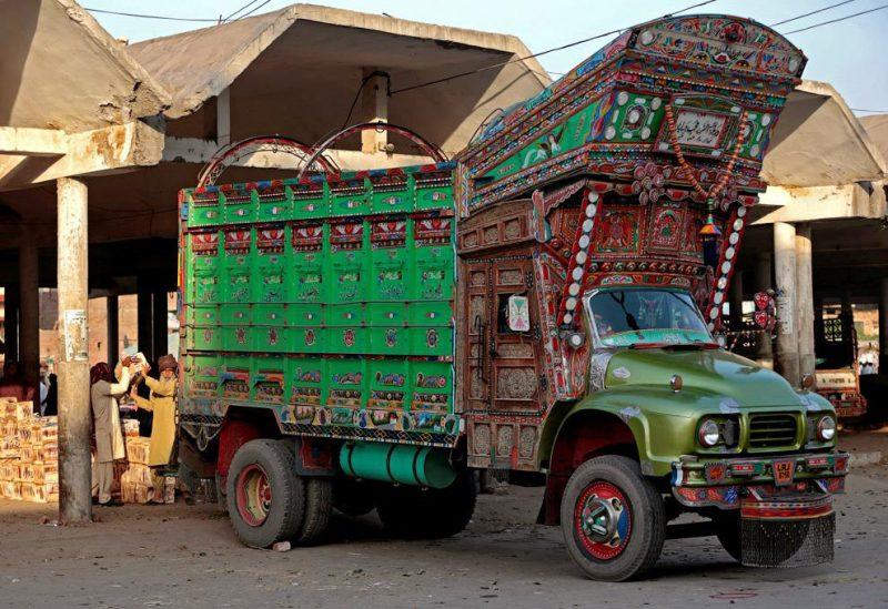 доставка из Пакистана