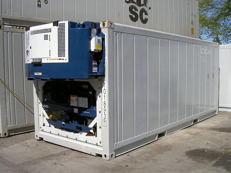 Reefercontainer