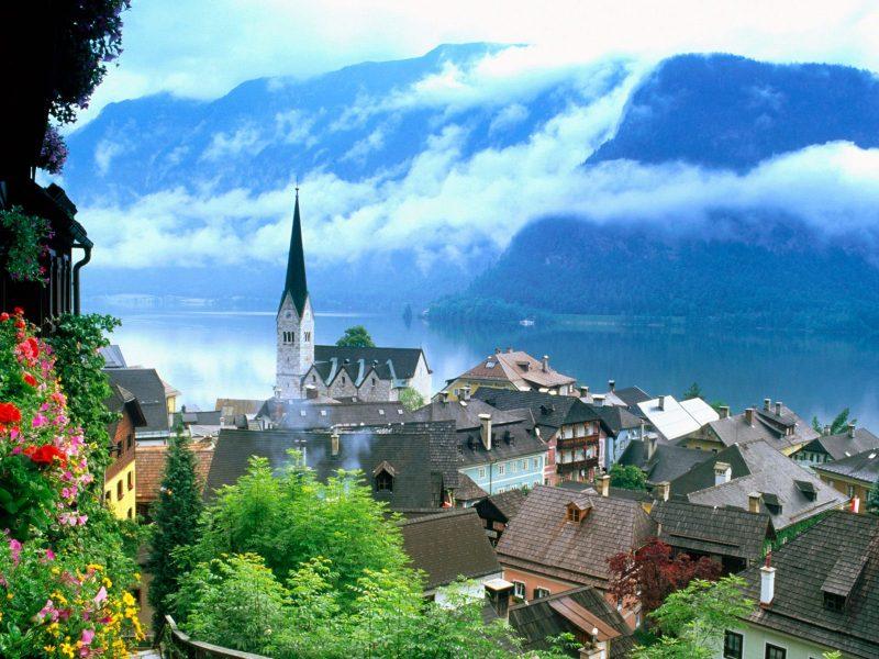 доставка из Австрии