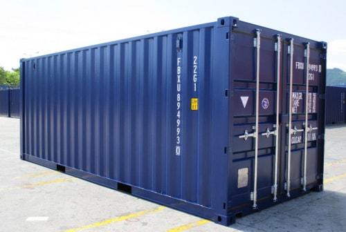 20 футовый морской контейнер General Purpose 20' или 20 DV