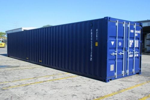 40 футовый морской контейнер General Purpose 40' или 40 DV