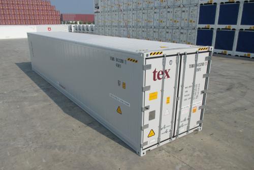 40 футовый рефрижераторный морской контейнер или 40 REF