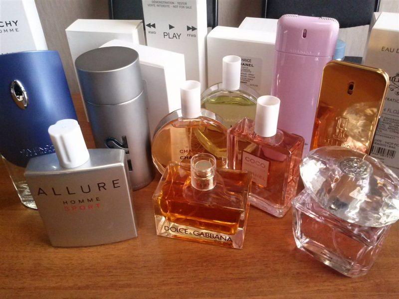 доставка парфюмерии